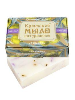 Крымское мыло натуральное «Лаванда»