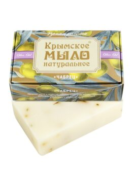 Крымское мыло натуральное «Чабрец»