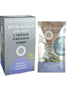 Крем-маска для лица «Эффективное питание»_саше