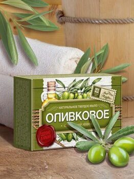 Мыло «Оливковое»