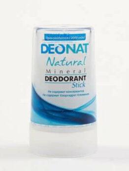 Минеральный дезодорант «DeoNat»_40 гр.