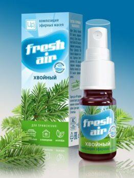 Аэрозоль с эфирными маслами «Fresh Air» - Хвойный